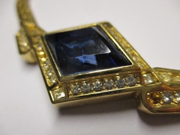 Christian Dior Vintage Collar Jewel