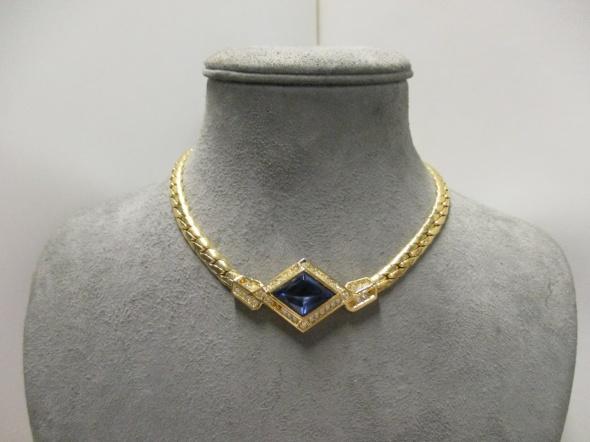 Christina Dior Vintage Collar