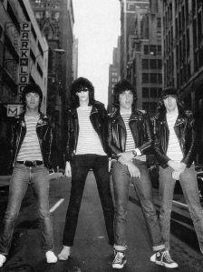 Chuck Taylors Ramones