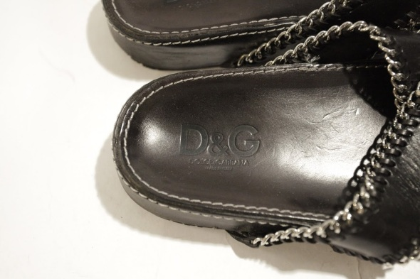D&G Bondage Sandals Men's Housing Works 3