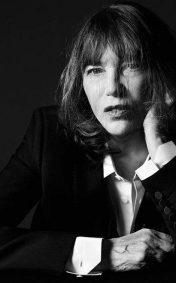Jane Birkin in the new Saint Laurent campaign CREDIT @YSL TWITTER-HEDI SLIMANE FOR SAINT LAURENT