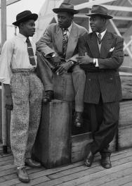 Men in suits 1930's
