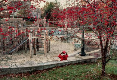 Robert Herman St. George, Staten Island, NY, 1983.