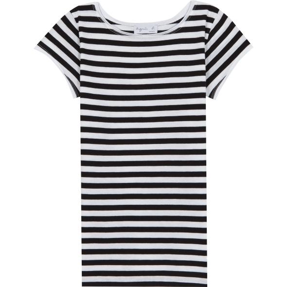 agnes-b-white-whiteblack-t-shirt-australie