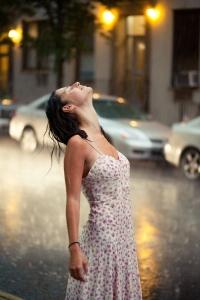 Before the rain by Angéla Vicedomini