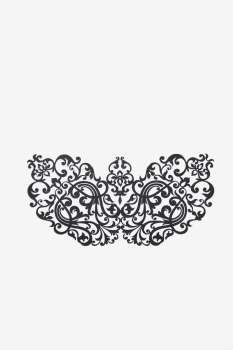 Bijoux Indiscrets Dalilia. Mask