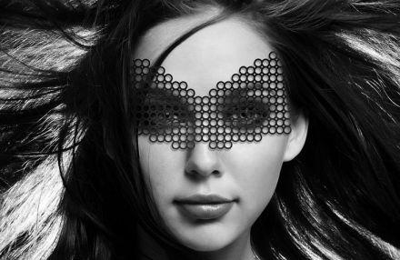 Bijoux Indiscrets. Erika Mask person