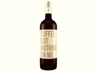 wine label_coffee
