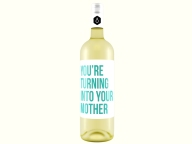 wine label_mother