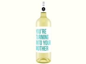 wine label_mother
