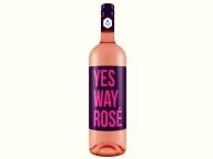 wine label_rose