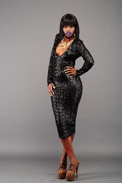 Audacious and Feral Say What! Sequin Midi Dress $165