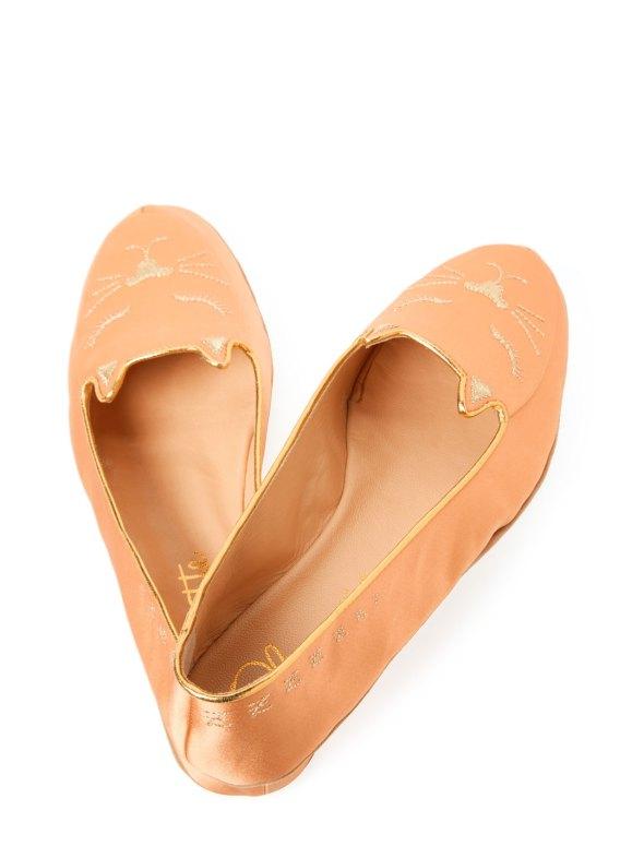 Charlotte Olympia Cat Nap Set shoes