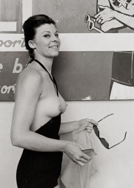 Daphné Dayle Photo - Paul Schutzer LIFE magazine 1964 10