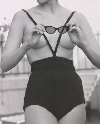 Daphné Dayle Photo - Paul Schutzer LIFE magazine 1964 11