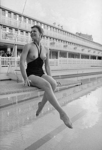 Daphné Dayle Photo - Paul Schutzer LIFE magazine 1964 2