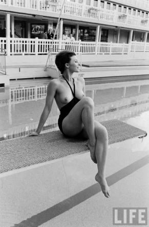 Daphné Dayle Photo - Paul Schutzer LIFE magazine 1964 3