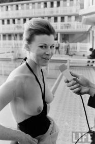 Daphné Dayle Photo - Paul Schutzer LIFE magazine 1964 7