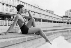 Daphné Dayle Photo - Paul Schutzer LIFE magazine 1964