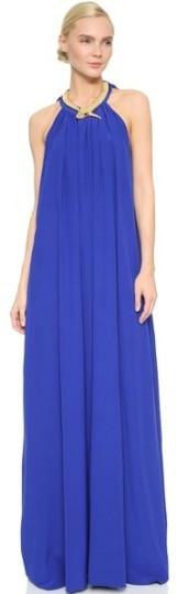Elena Makri Leto Dress - Blue