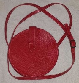 Mundi Red Crossbody