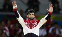 Olympic Athletes Beslan Mudranov Judo Russia