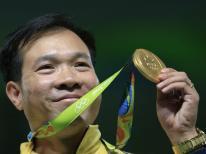 Olympic Athletes hoang-xuan-vinh air pistol