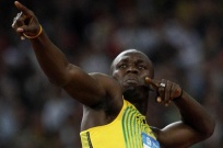 Olympic Athletes Usain-Bolt-Photo Michael Steele-Getty Images