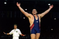 Olympice Athletes Rulon-Gardner Photo Billy Stickland-Getty Images