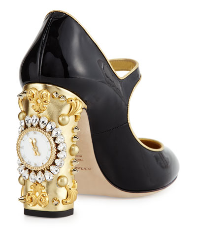 dolce-gabanna-patent-leather-pump-clock-heel-2