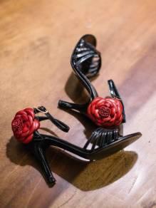 Greta Flora Tango Shoe