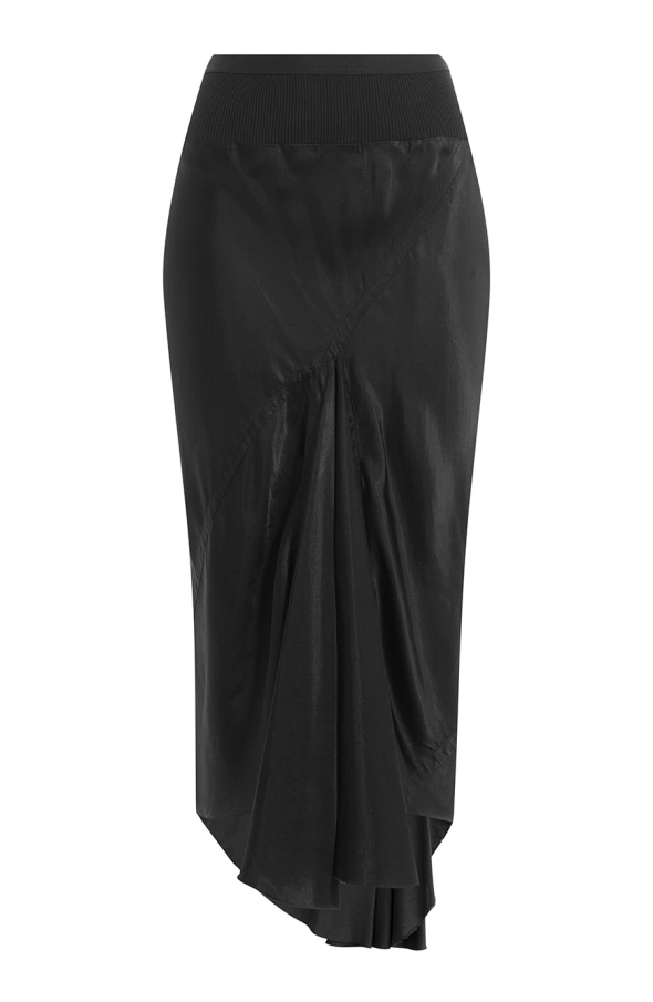 Rick Owens Godet Skirt