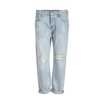 Vintage Levi's 501 blue jeans