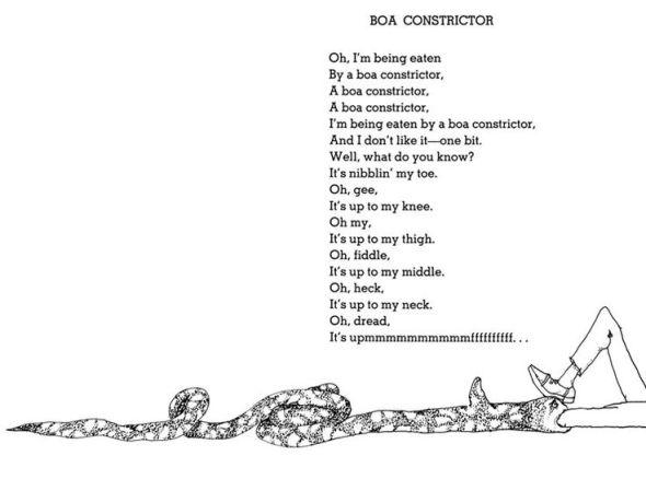 shel-silverstein-boa-constrictor