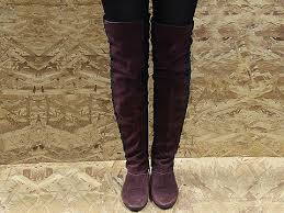 Vintage Brown Suede OTK Boots Neiman Marcus