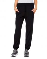 benetton-knit-pants-black