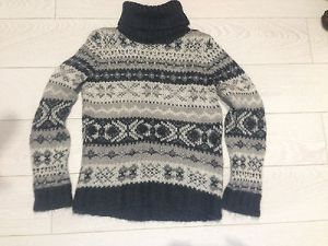 benetton-vintage-turtleneck-sweater