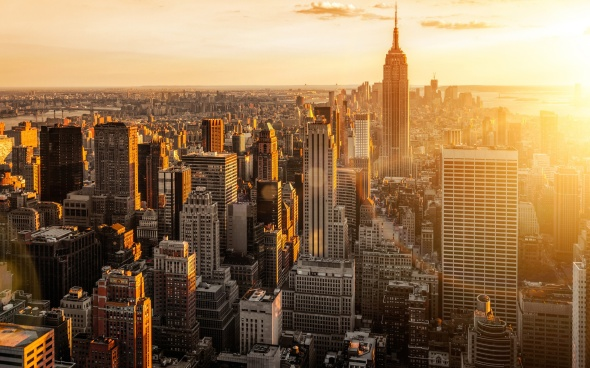 new-york-usa-manhattan-city-morning-dawn-skyscrapers-buildings_2560x1600