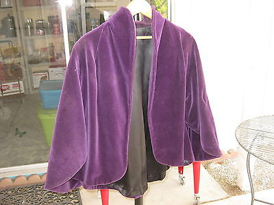 ebay-velvet-authentic-vintage-purple-one-size-velvet-like-black-satin-lining-cape-caplet