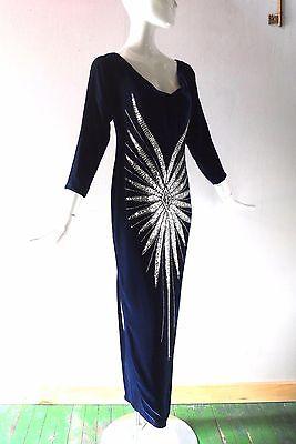 ebay-velvet-sapphire-blue-velvet-bombshell-gown-deco-crystal-beaded-evening-dress-10-12-14