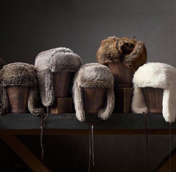 restoration-hardware-faux-fur-ushanka