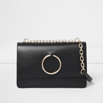river-island-black-leather-ring-cross-body-handbag-thumb2x
