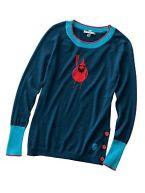 Smartwool Cardinal Sweater Navy