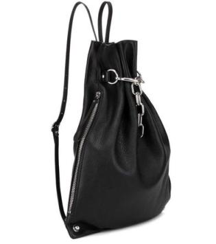 alexander-wang-black-black-leather-attica-gymsack-backpack-2