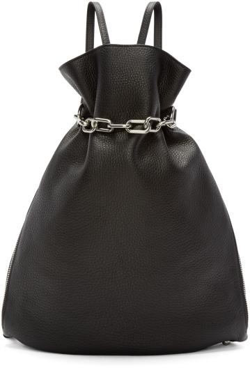alexander-wang-black-black-leather-attica-gymsack-backpack