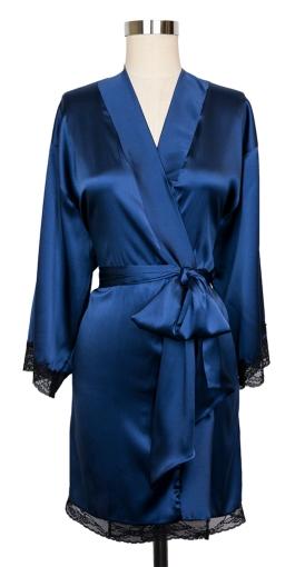else-silk-applique-robe-306