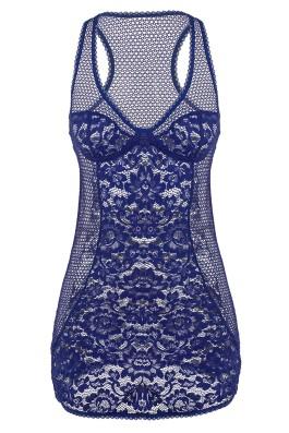 else_lingerie_petunia_racerback_fitted_slip_navy_blue_ec-319c