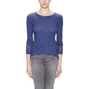 London L'Atlier cotton cashmere top