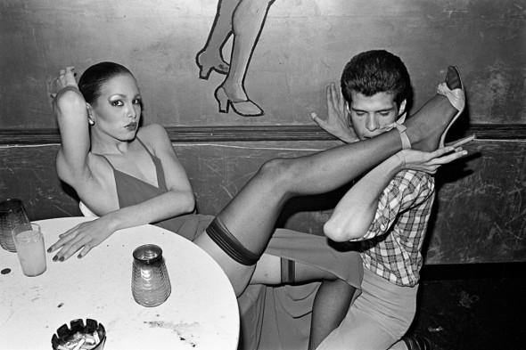 GG's Barnum Room - Ava 1979 Bill Berstein
