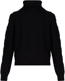 Nili Lotan Navy Cashmere Sweater